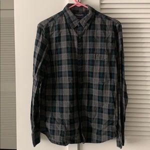 American Eagle Slim Fit Flannel (M)